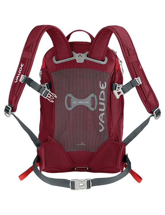 backpack vaude wizard 30 4 czerwony backpacks plecaki. Black Bedroom Furniture Sets. Home Design Ideas