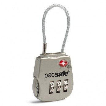 Prosafe® 800 TSA Accepted 3-Dial Cable Lock